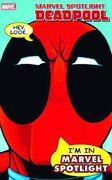 Marvel Spotlight Deadpool Vol 1 1