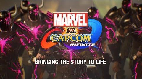 Marvel vs Capcom Infinite BTS - Part 2 - Bringing the Story to Life