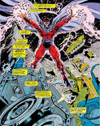 Max Eisenhardt (Earth-616) from X-Men Unlimited Vol 1 2 0001
