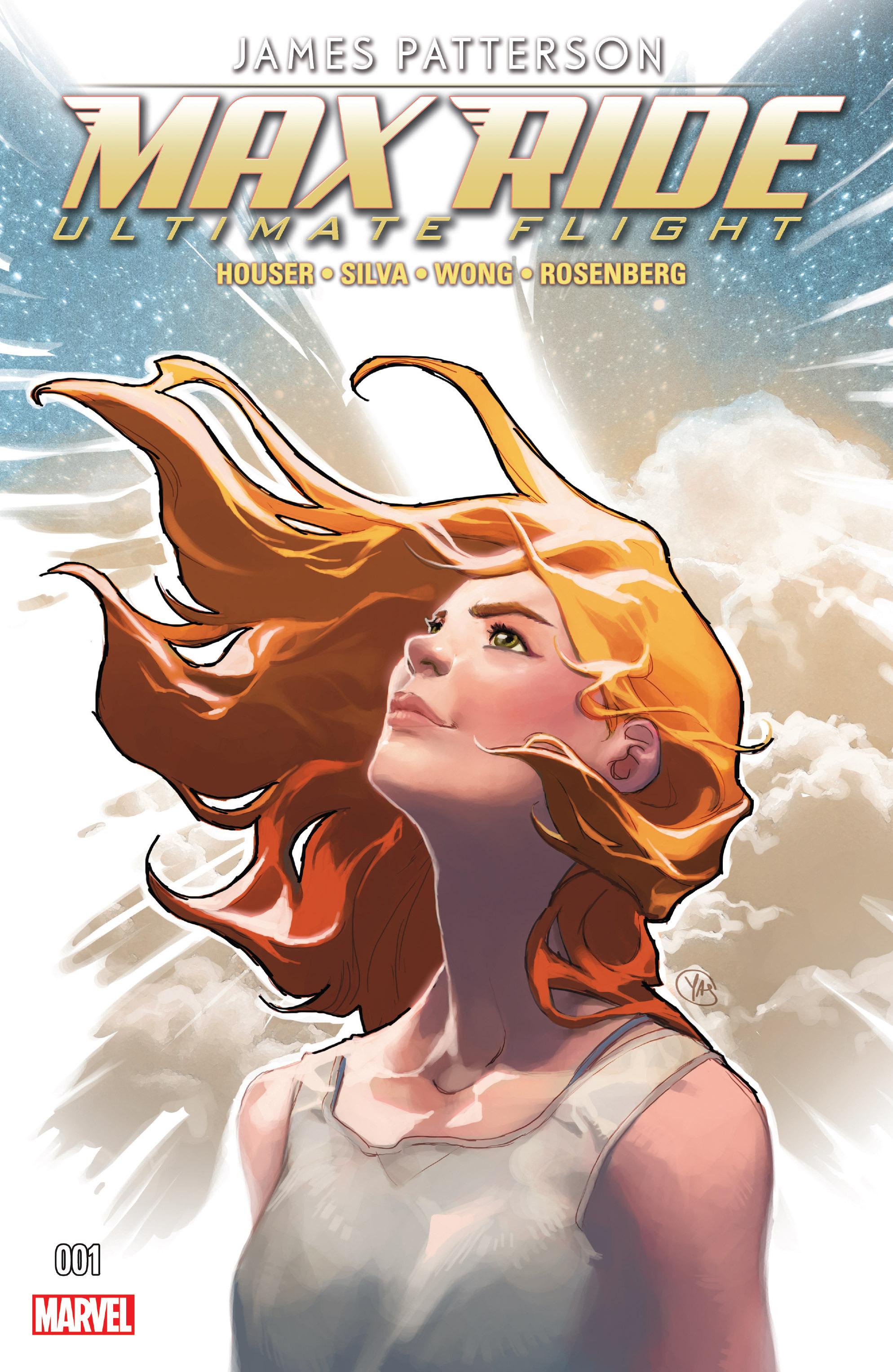 Max Ride: Ultimate Flight Vol 1 1