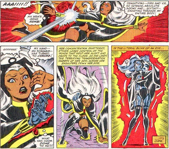 Metabolic Transmuter, Ororo Munroe (Earth-616) from Uncanny X-Men Vol 1 145.jpg