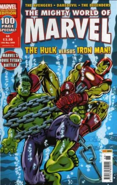 Mighty World of Marvel Vol 3 68