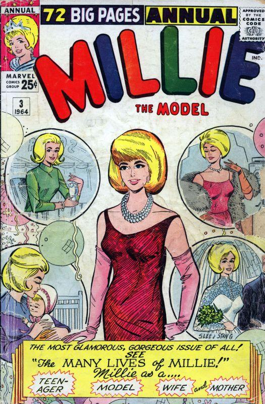 Millie the Model Annual Vol 1 3
