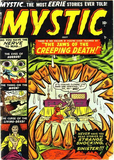 Mystic Vol 1 3