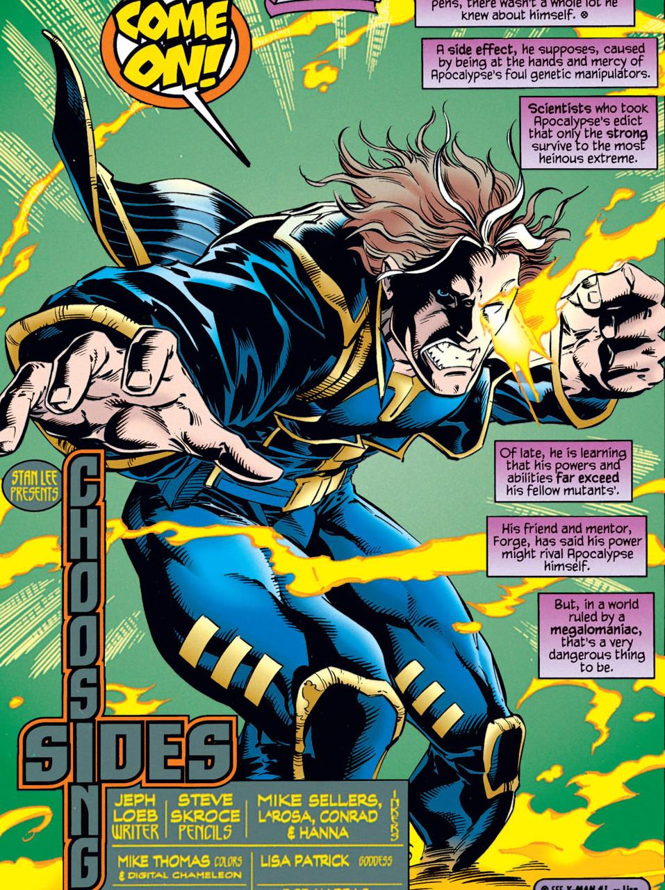 Nathaniel Grey (Earth-295) from X-Man Vol 1 2 0001.jpg