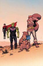Sunspot's New Avengers