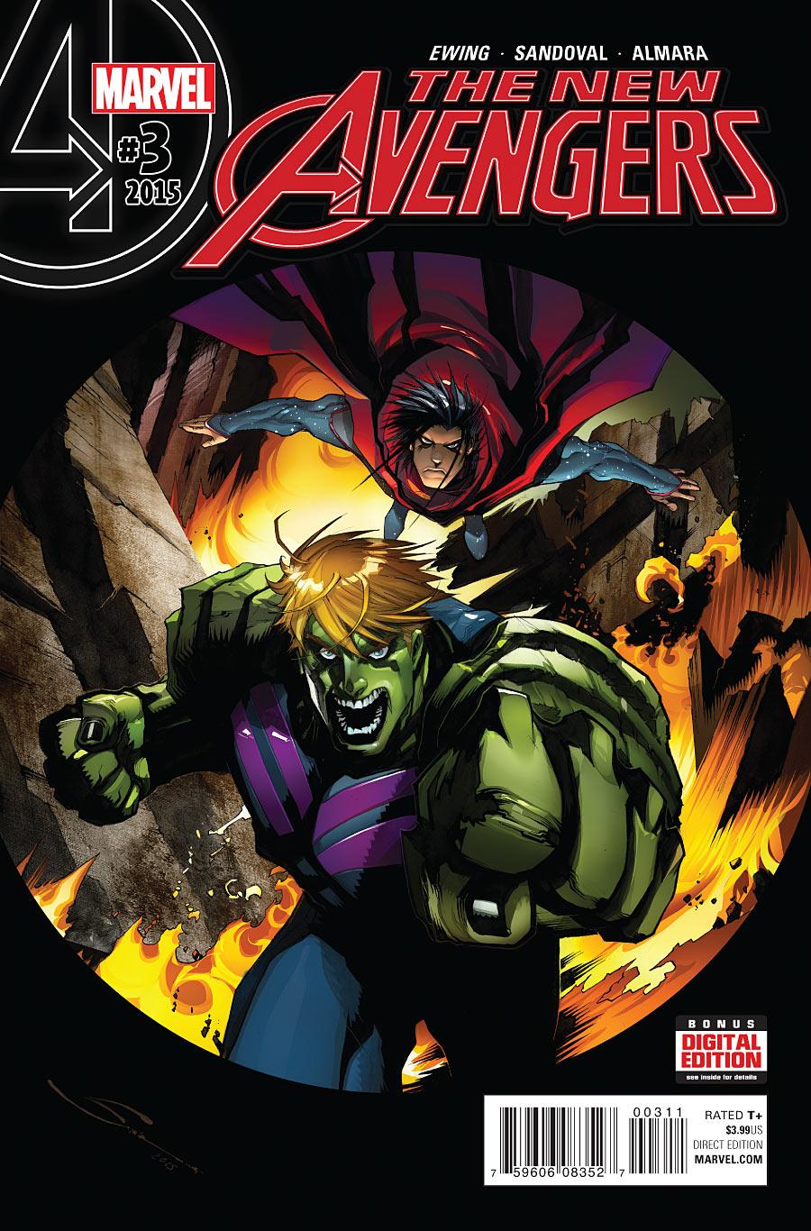 New Avengers Vol 4 3