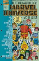 Official Handbook of the Marvel Universe Master Edition Vol 1 27