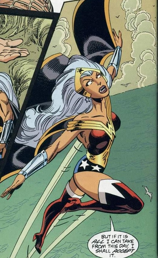 Ororo of Themyscira (Earth-9602)