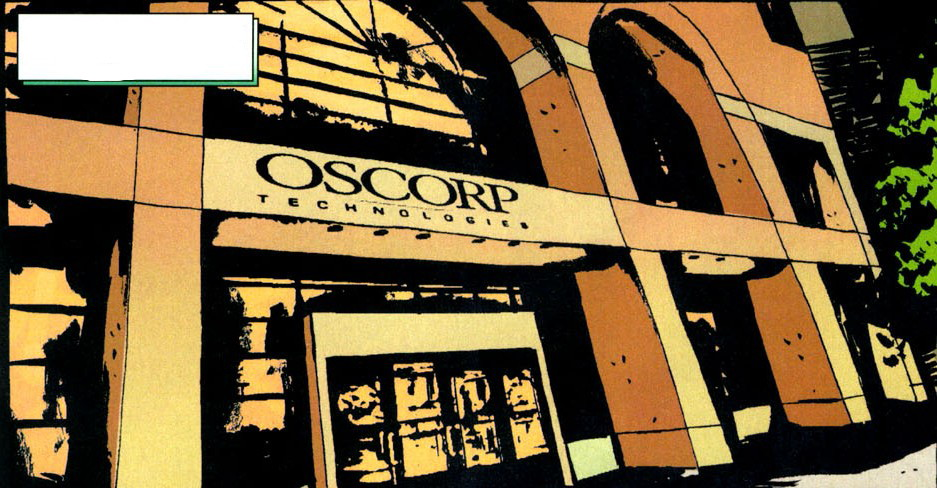 Oscorp (Earth-40081)/Gallery