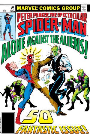 Peter Parker, The Spectacular Spider-Man Vol 1 50.jpg