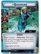 Pietro Maximoff (Earth-616) from Marvel Champions Quicksilver 002