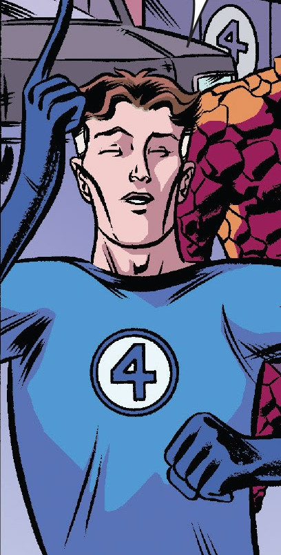 Fantastic Four (Earth-11120)/Gallery
