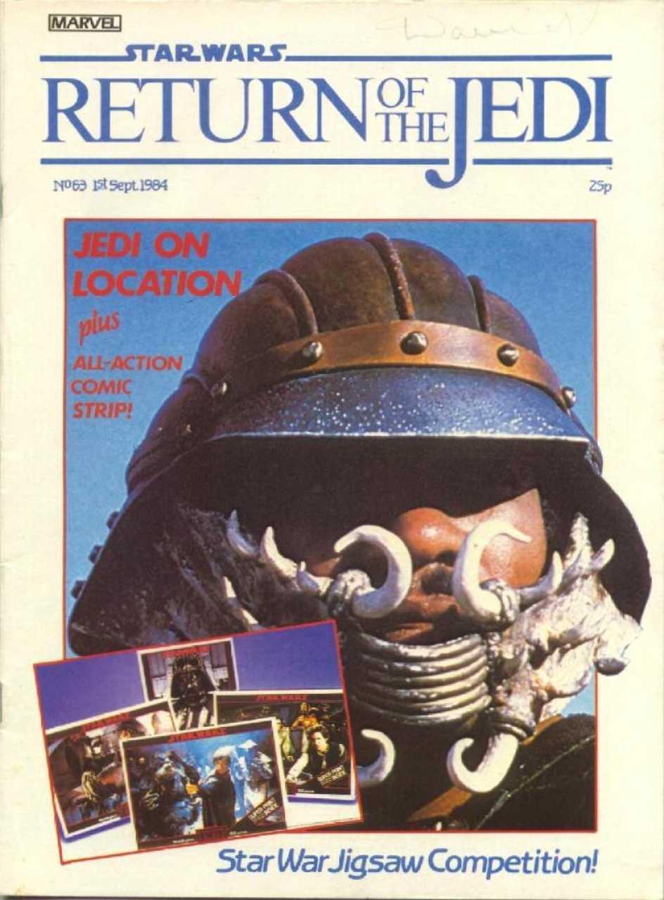 Return of the Jedi Weekly (UK) Vol 1 63