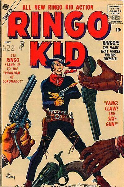 Ringo Kid Vol 1 19