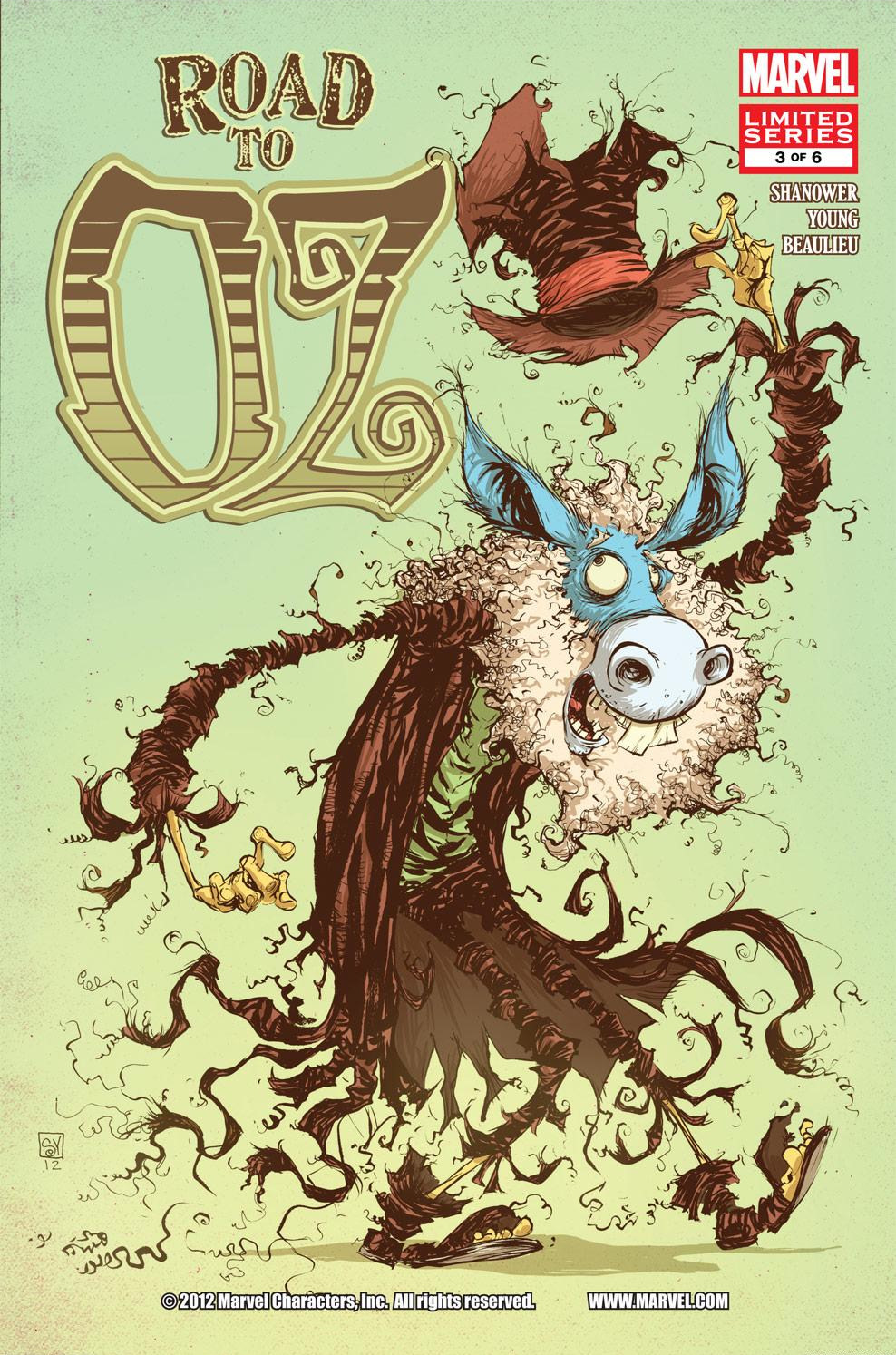 Road to Oz Vol 1 3