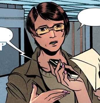 Sarah Saulsby (Earth-616)