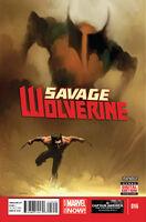 Savage Wolverine Vol 1 16