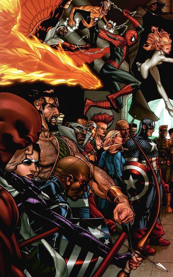 Secret Avengers (Civil War) (Earth-616)