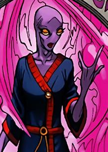 Seyrenn (Earth-616)
