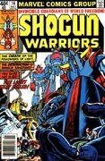 Shogun Warriors Vol 1 16