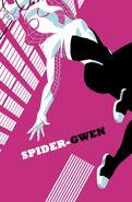 Spider-Gwen Vol 2 5 Cho Variant Textless