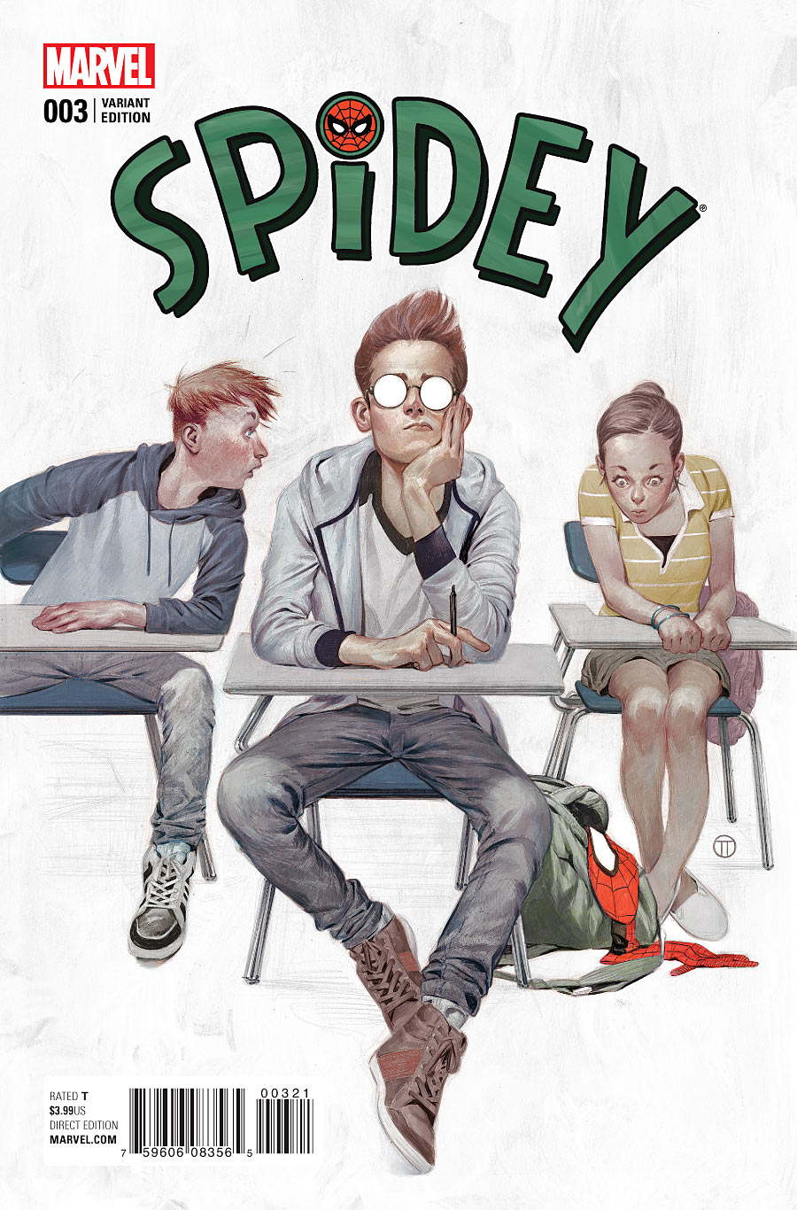 Spidey Vol 1 3 Tedesco Variant.jpg