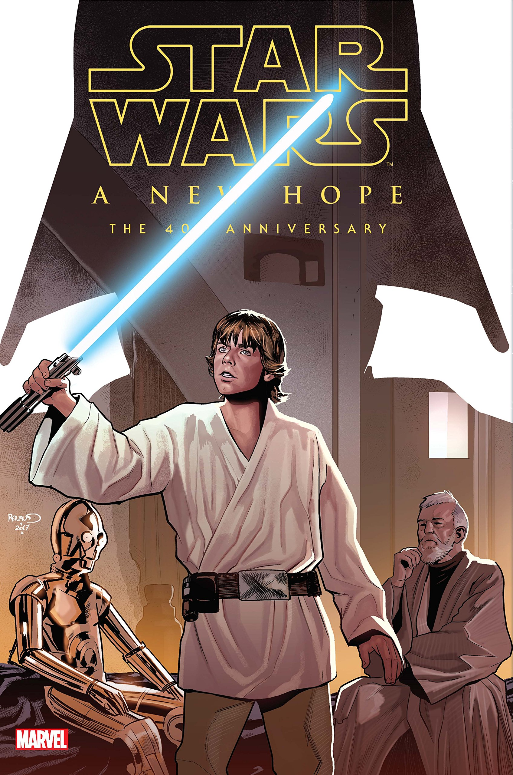 Star Wars: A New Hope - The 40th Anniversary Vol 1 1