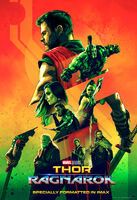 Thor Ragnarok poster 014
