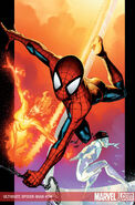 Ultimate Spider-Man Vol 1 118 Textless