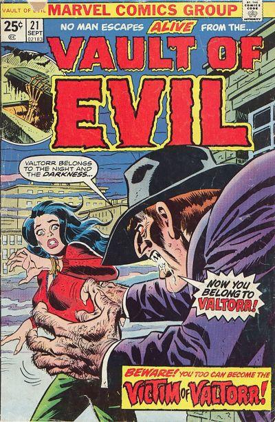 Vault of Evil Vol 1 21