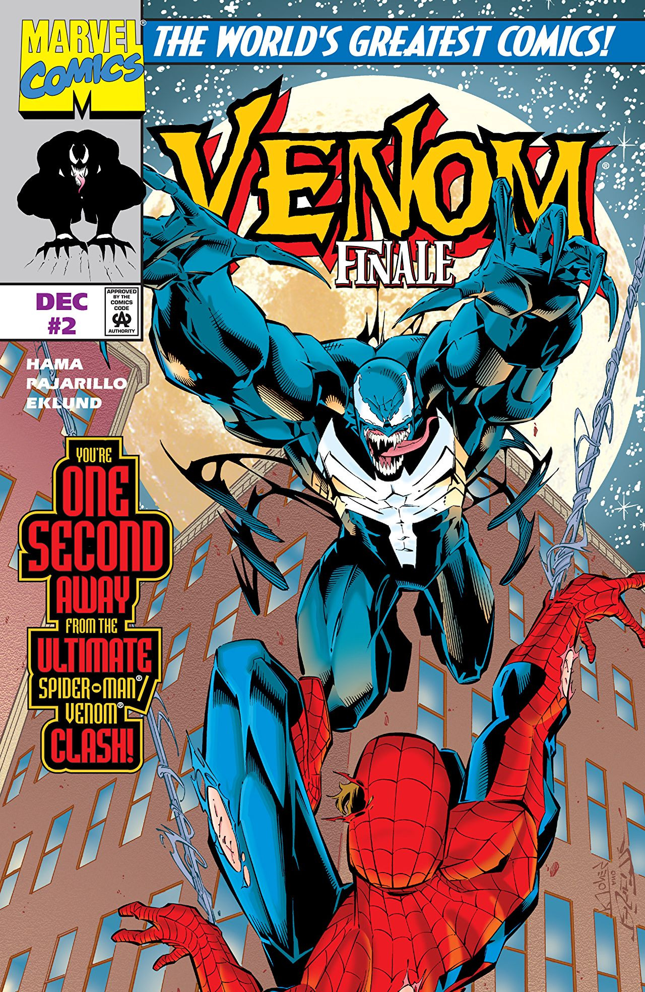 Venom Finale Vol 1 2
