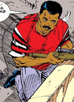 Vernon Brooks (Earth-616)