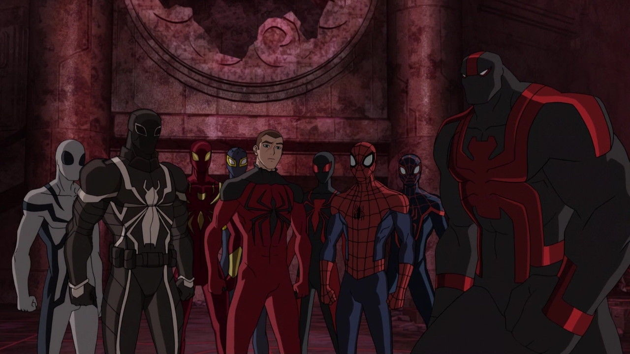 Ultimate Spider-Man (Animated Series) Season 4 22