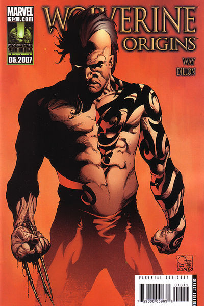 Wolverine: Origins Vol 1 13