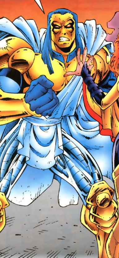 Yahnos Tr'morr (Earth-616)