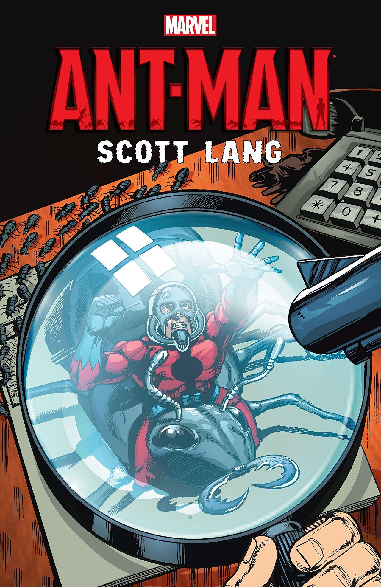 Ant-Man: Scott Lang TPB Vol 1 1