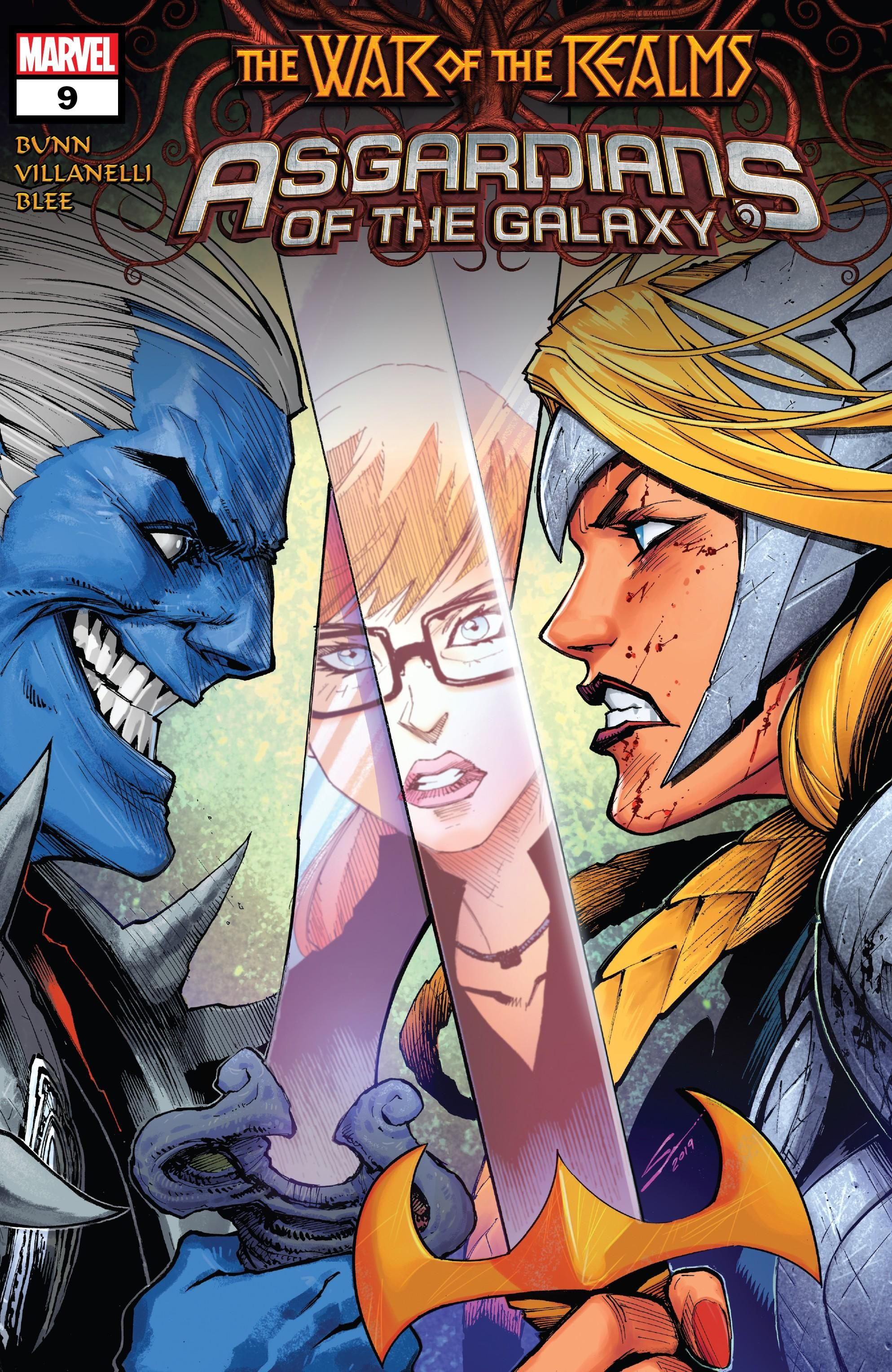 Asgardians of the Galaxy Vol 1 9
