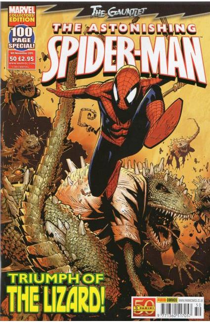 Astonishing Spider-Man Vol 3 50