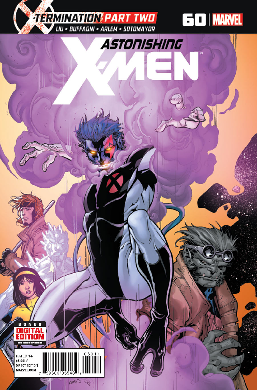 Astonishing X-Men Vol 3 60