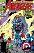 Avengers Vol 1 338