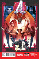 Avengers World Vol 1 13