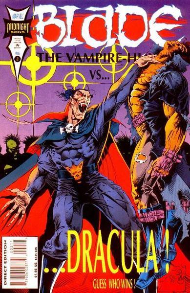 Blade: The Vampire-Hunter Vol 1 2