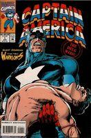 Captain America Drug War Vol 1 1
