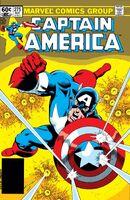Captain America Vol 1 275