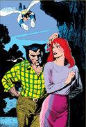 Classic X-Men Vol 1 1 Back Cover