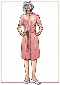 Dolly Donahue (Earth-616) from Defenders Strange Heroes Vol 1 1 0001.jpg