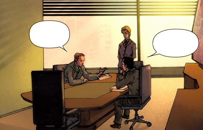 Eastland Consulting Group (Earth-616)