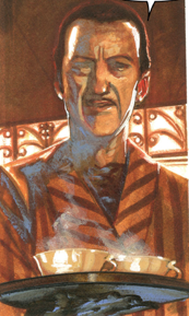 Emile Chigaru (Earth-616)