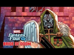FANTASTIC FOUR -32 - THE BRIDE OF DOOM Trailer - Marvel Comics